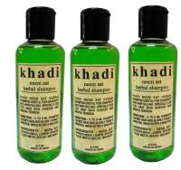 Khadi Herbal Neem Sat Shampoo (630 Ml)