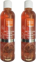 Vlcc Hair Fall Control Shampoo Pack Of 2 (700 Ml)