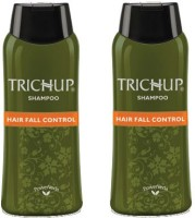 Trichup Hair Fall Control Shampoo Small Pack Of 2 (100 Ml)