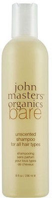 John Masters Organics Bare Unscented Shampoo Imported