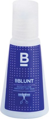 BBLUNT Intense Moisture Shampoo for Seriously Dry Hair