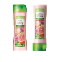 Oriflame Nature Secrets Anti-Dandruff Shampoo & Conditioner With Burdock & Grapefruit (400 Ml)