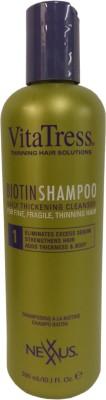 Nexxus Vitatress Biotin Shampoo for Fine Fragile and Thinning Hair