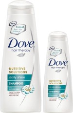 Dove Nutritive Solutions Daily Shine Shampoo with Offer