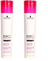 Schwarzkopf Bc Color Freeze Sulfate-Free Shampoo (250 Ml) (Pack Of 2) (500 Ml)