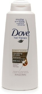 Dove Hair Therapy Nourishing Oil Care Shampoo Imported