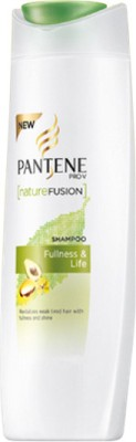 Pantene Nature Fusion Fullness & Life Shampoo