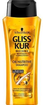 Schwarzkopf Gliss Liquid Keratin Oil Nutritive Shampoo
