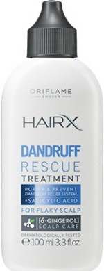 Oriflame Sweden HairX Dandruff Rescue Treatment