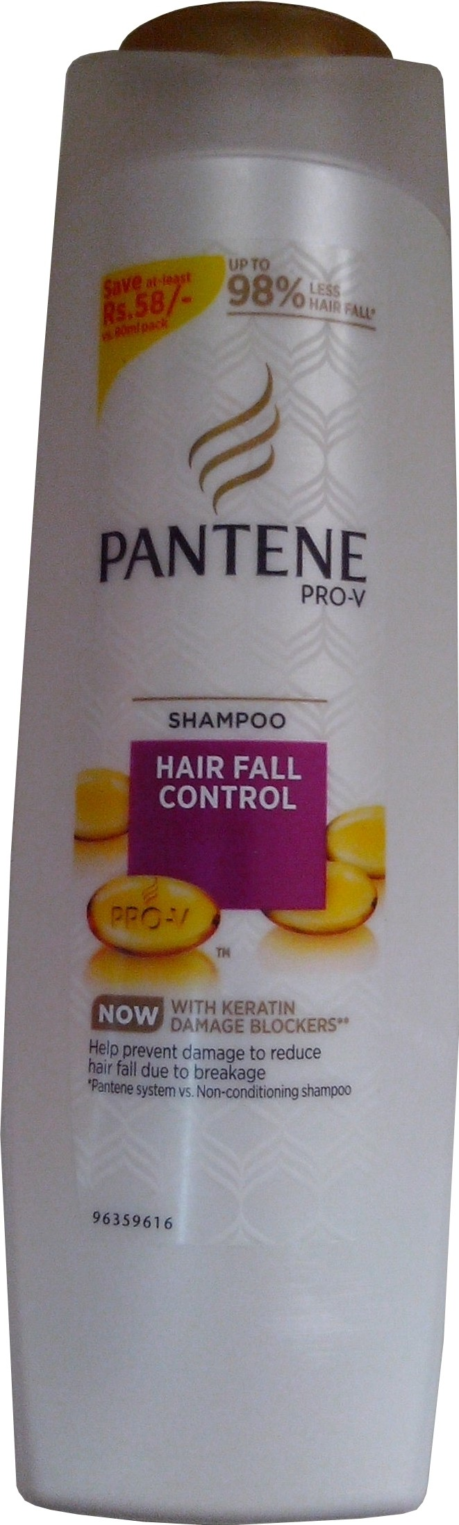Pantene Price List In India Buy Online At Best Sampo Hairfall Control 750ml Shampoo 340 Ml