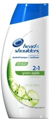 Get best deal for Head & Shoulders 2 in 1 Green Apple at Compare Hatke