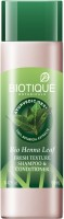 Biotique Bio Henna Leaf (Fresh Texture & Conditioner) (190 Ml)