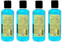 Khadi Herbal Shampoo Green Apple + Conditioner (840 Ml)