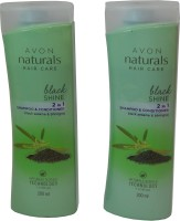 Avon Naturals Hair Care 2 In 1 Shampoo & Conditoner (Set Of 2) (400 Ml)