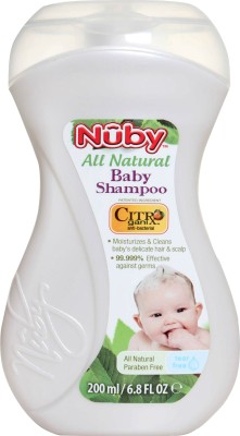 Buy Nuby All Natural Baby Shampoo - 10020: Shampoo
