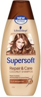 Schwarzkopf Supersoft Repair And Care Shampoo (400 Ml)