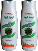 Patanjali Kesh Kanti Anti-dandruff Shampoo (400 Ml)