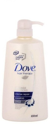 13% or 50 Rs. discount on various type of Dove Shampoo (650 ml) , deal details with Apnacoupon. com