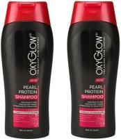 Oxyglow Pearl Protein Shampoo (400 Ml)
