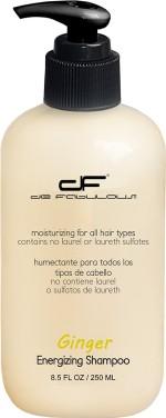 De Fabulous Ginger Energizing Shampoo Sulfate Free
