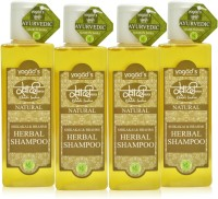 Khadi Herbal Shikakai & Brahmi Shampoo (800 Ml)