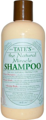 Tates The Natural Miracle Shampoo