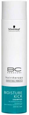 Buy Schwarzkopf Professional BC Bonacure Moisture Kick Shampoo: Shampoo