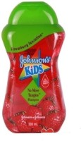 Johnsons Kid Strawberry Sensation No More Tangles Shampoo-Malaysia (300 Ml)