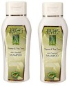Jovees Thyme & Tea Tree Anti Dandruff Shampoo (Pack Of 2) - 500 Ml
