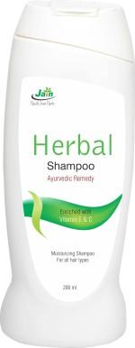 Jain Ayurvedic Herbal Shampoo
