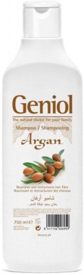 Geniol Argan Shampoo With Natural Ingredients