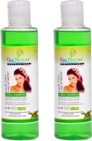 Geo Nature Herbal Shampoo Set Of Two (500 G)