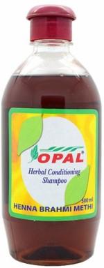 Opal Herbal Conditioning Shampoo Henna Brahmi Methi