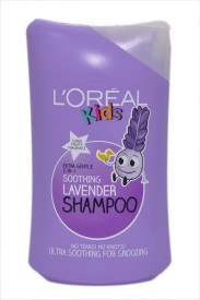 Loreal Kids Extra Gentle 2 In 1 Soothing Lavender Shampoo Super Fruity Fragrence