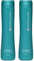Amway Satinique Anti Dandruff Shampoo - 250Ml (Set Of 2) (500 Ml)