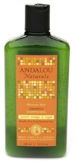 Andalou Naturals Moisture Rich Shampoo Imported