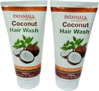 Patanjali Coconut Hair Wash (300 Ml)