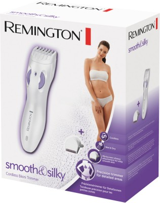 Remington Cordless BKT3000C Shaver For Women (White)