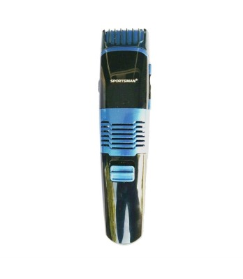 sportsman Vacuum system beard SM-625 Trimmer For Men (Multicolour)