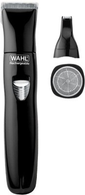 Wahl All in One Grooming Kit 9865-1324 Trimmer For Men (Black)