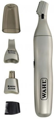 Wahl Ear Nose and Brow Personal 05545-424 Trimmer For Men (Sliver)