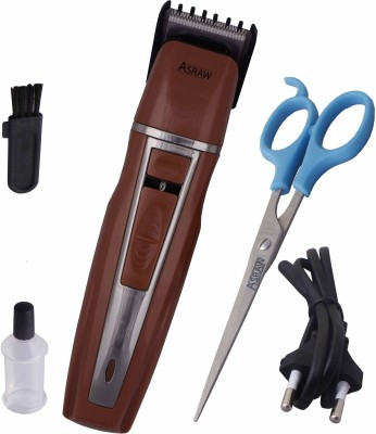 ASRAW Professional AST021 Trimmer For Men (BROWN)