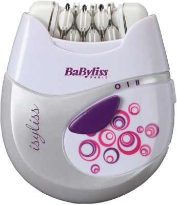 Buy Babyliss Isyliss G380E Epilator For Women: Shaver