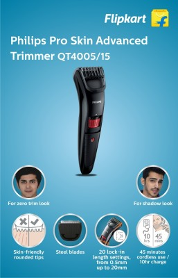 Philips QT4005/15 Trimmer (Black)