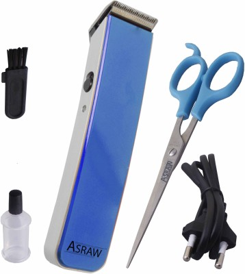 ASRAW Professional AST034 Trimmer For Men (BLUE)
