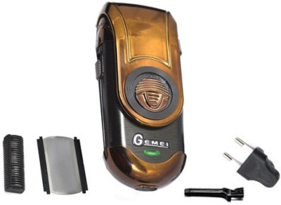 Gemei Rechargeable GM-9001 Trimmer For Men (Multi Color)