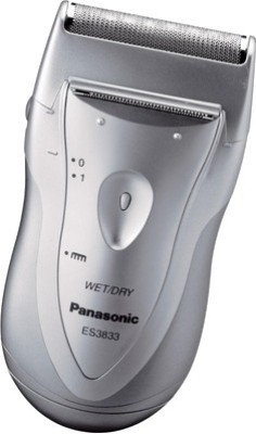 Panasonic Wet and Dry ES3833 Shaver For Men (Silver)