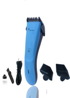 Professional Hair Clipper N0V4.NHC-3918 BLU In Slim Design Trimmer For Men (Blue)
