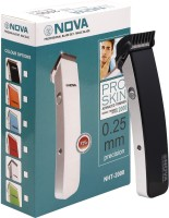 Nova Groomer AC NHT-2000 Trimmer For Men, Women (Black)