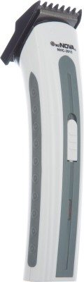 Mz Nova Most Advanced 2in1 Rechargeable NHC-3951 Trimmer For Men (Gray)